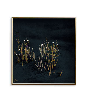 GOLD AMBIENCE VELVET BLUE_SQ